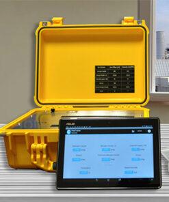 Bộ thí nghiệm di động đo chất lượng không khí