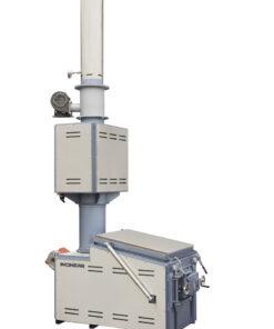 hệ thống đốt rác y tế I8-M50