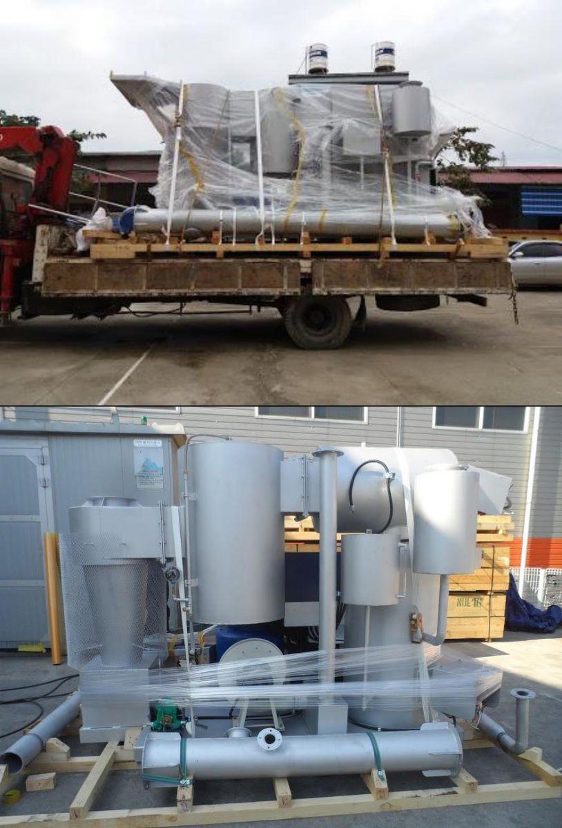 hệ thống xử lý rác y tế