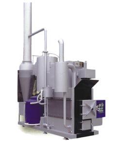 lò đốt rác thải y tế HANARO NHS-300